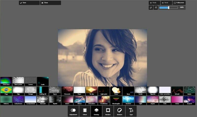 pixlr express editor fotos